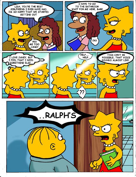 redtube simpson prono