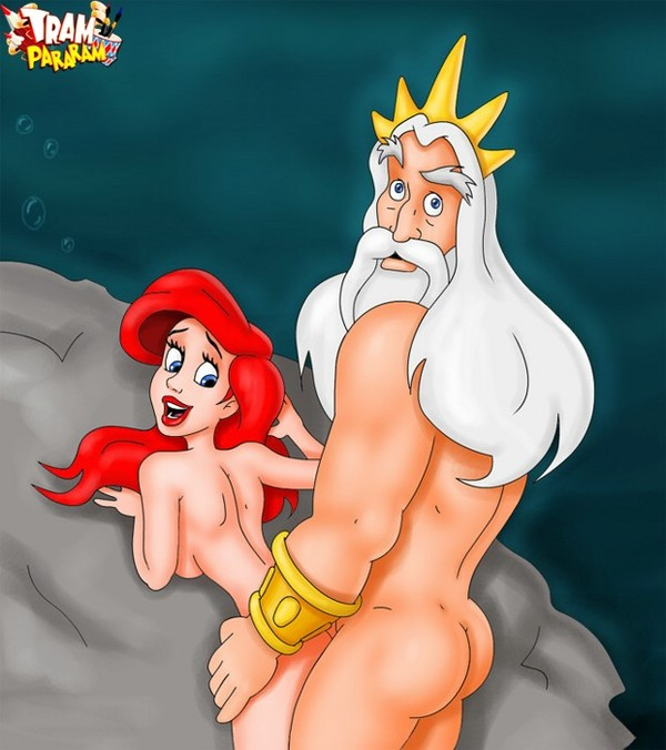 Yeah, anime mermaid fucked ass she